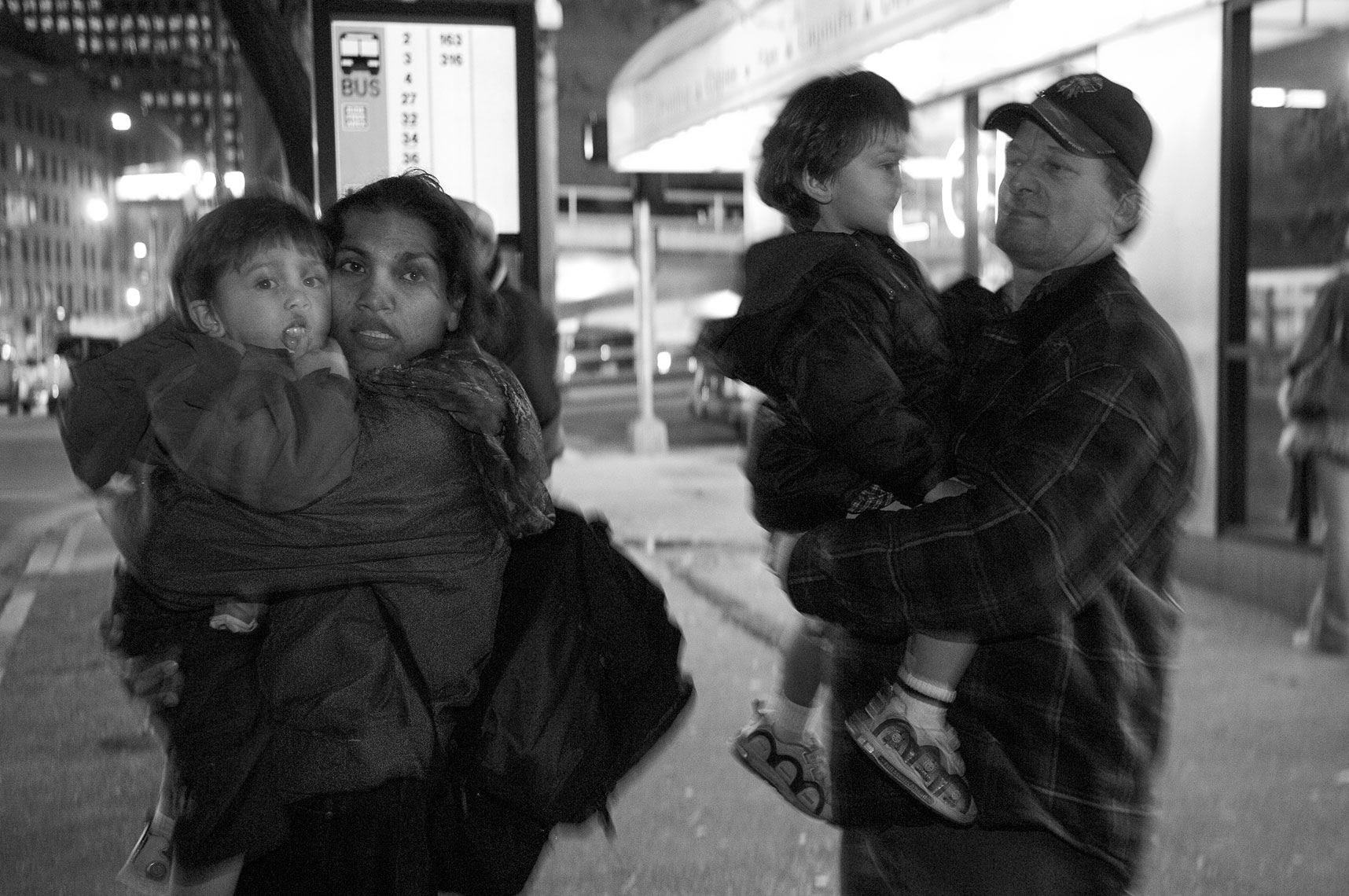 007- Family Homelessness Washington State