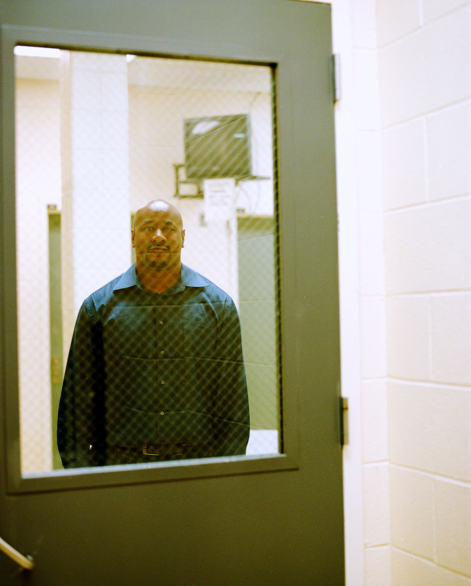 David Gistarb, juvenile probation counselor at the King County Juvenile Detention Center